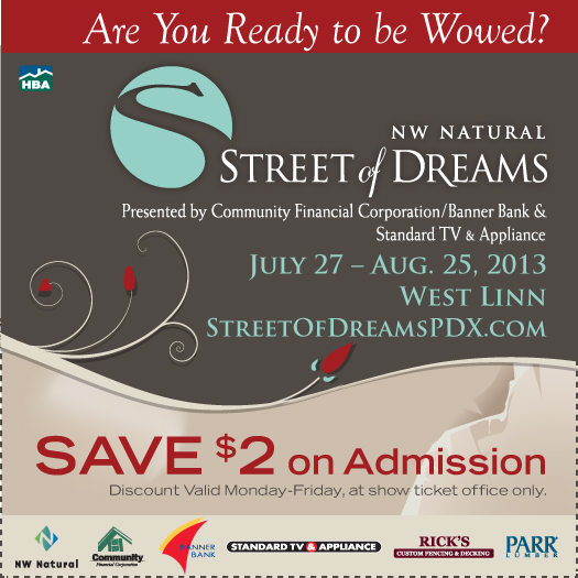 SOD Coupon - Street of Dreams Opens Saturday!