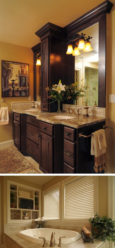 tt lakeoswego master bath elegant rejuvenation 476x1024 - throwback thursday: Lake Oswego Traditional Master Bathroom