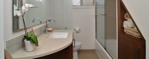 SE Portland Bathroom Remodel Mountainwood Homes - Bathroom remodel portland