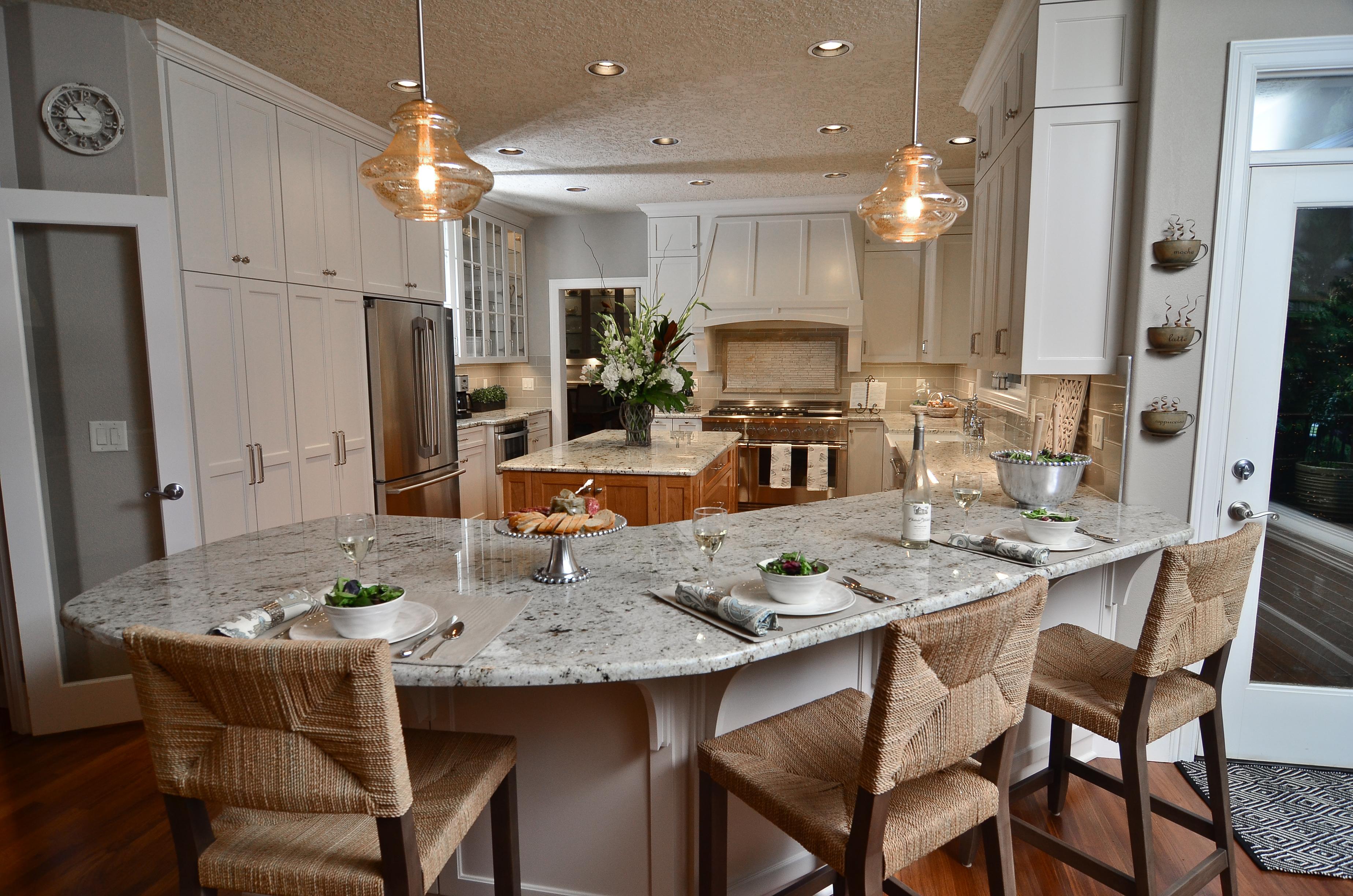 organized opulence kitchen - 032