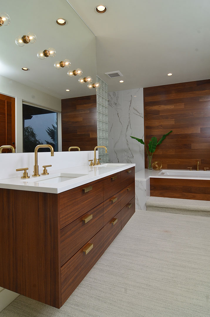 Bathroom Remodeling By Mountainwood Homes Portland Or
