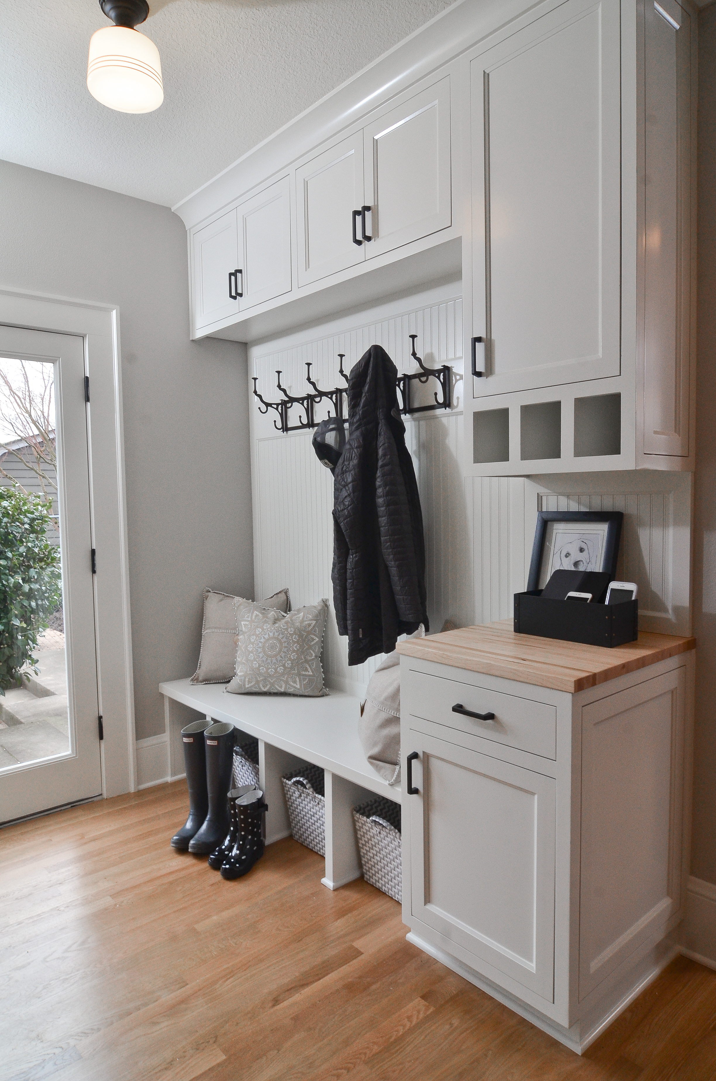 Creating A Mudroom Mountainwood Homes