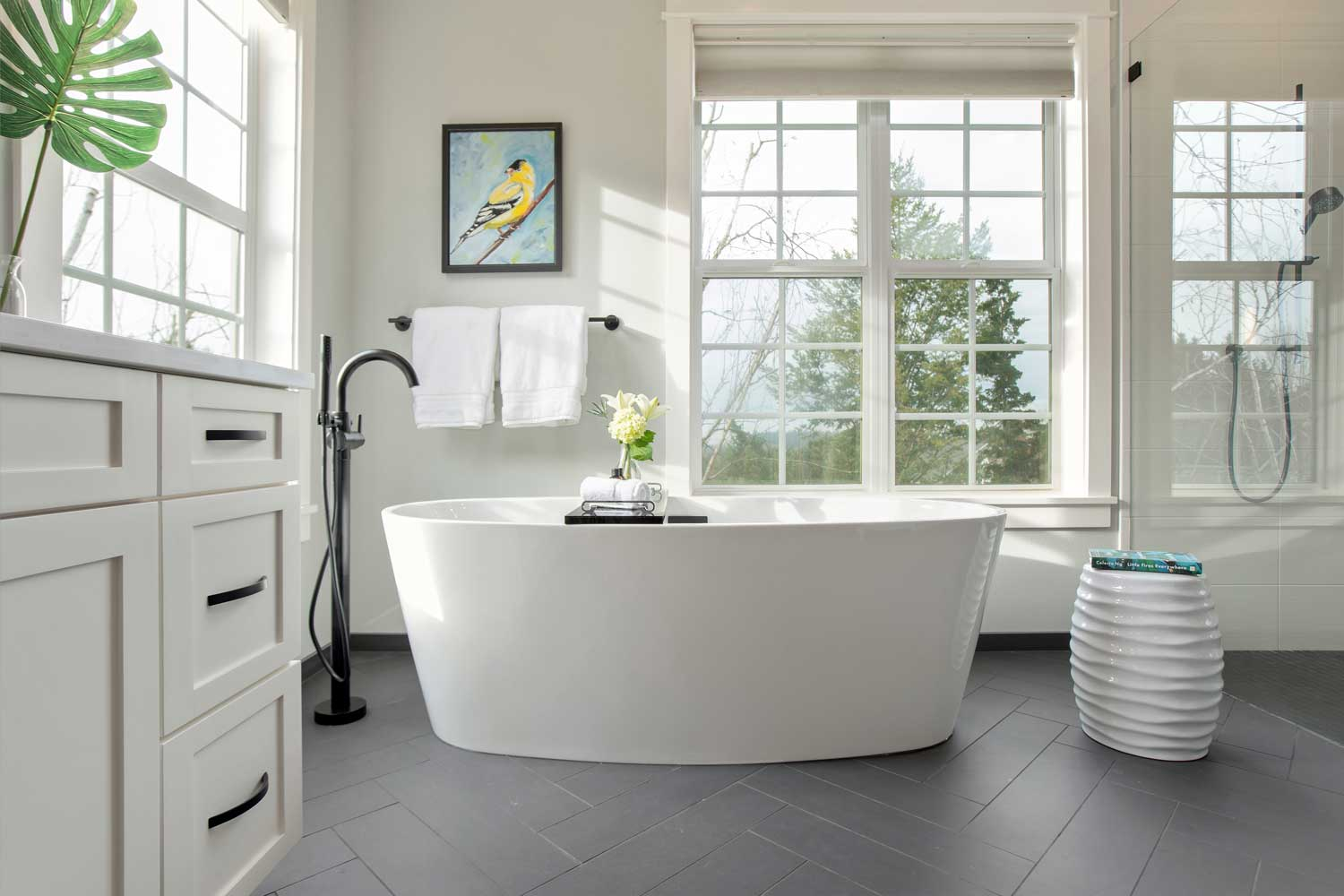 High Contrast | Mountainwood Homes