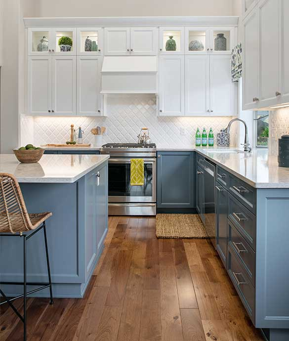 CHEERFUL KITCHEN