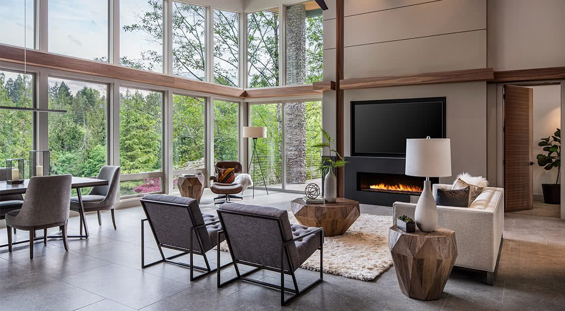 Mountainwood Homes Lateral Lookout Project